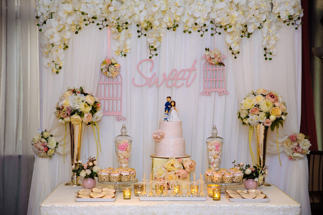 Confettata Wedding
